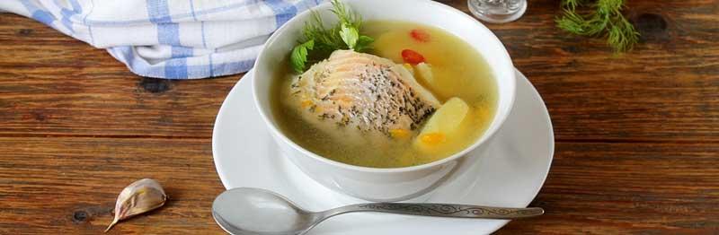 soupe poisson plat