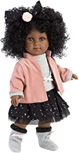 poupée noire enfant