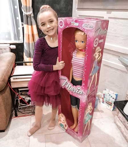 jouet grande poupée pour enfant