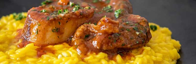osso buco plat